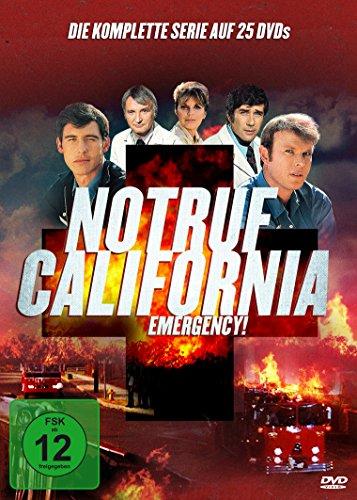 Notruf California Gesamtbox (exklusiv bei Amazon) (25 DVDs)