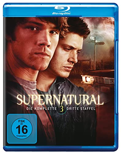Supernatural Staffel  3 [Blu-ray]
