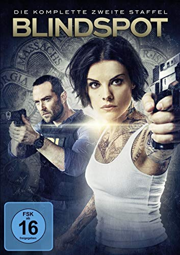Blindspot Staffel 2 (5 DVDs)
