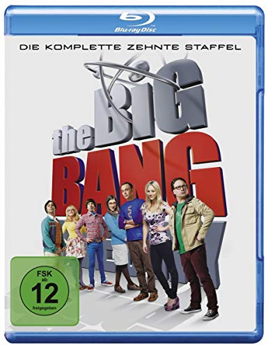 The Big Bang Theory Staffel 10 [Blu-ray]
