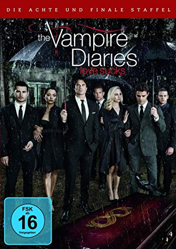 The Vampire Diaries Staffel 8 (3 DVDs)