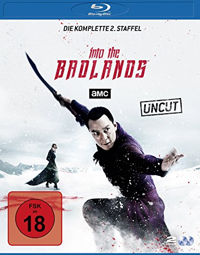 Into the Badlands Staffel 2 (Uncut) [Blu-ray]
