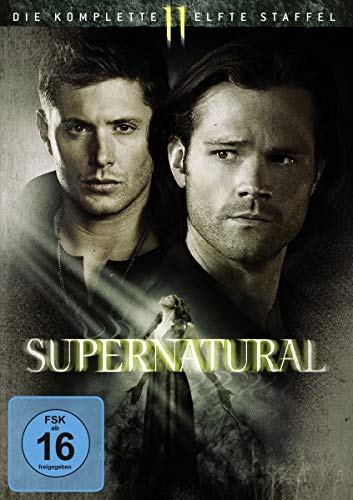 Supernatural Staffel 11 (6 DVDs)