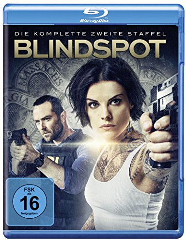 Blindspot Staffel 2 [Blu-ray]
