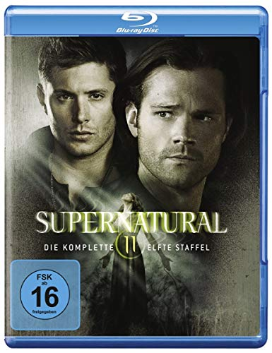Supernatural Staffel 11 [Blu-ray]