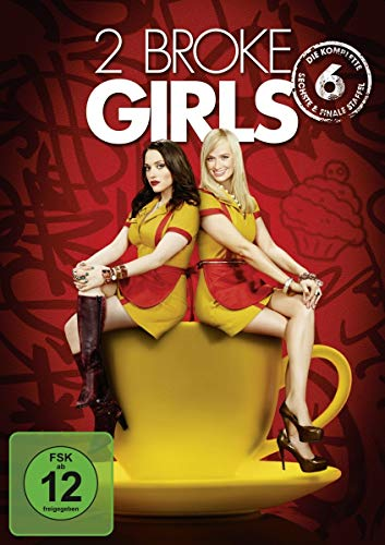 2 Broke Girls Staffel 6 (2 DVDs)