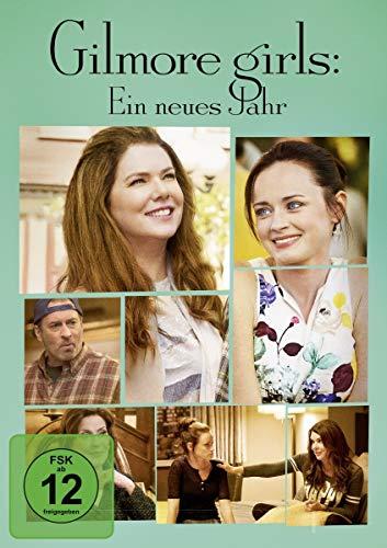 Gilmore Girls - Ein neues Jahr 2 DVDs