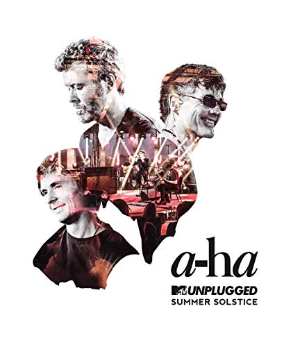 MTV Unplugged: a-ha - Summer Solstice [Blu-ray]