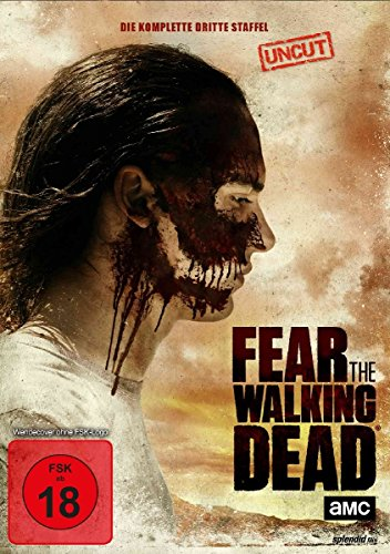 Fear the Walking Dead Staffel 3 (Uncut) (4 DVDs)