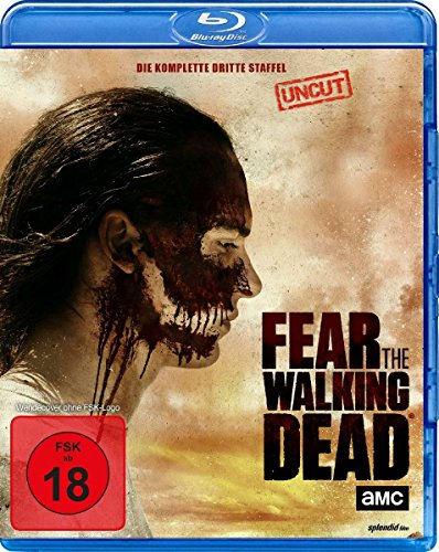 Fear the Walking Dead Staffel 3 (Uncut) [Blu-ray]