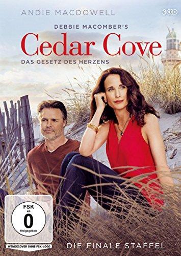 Cedar Cove - Das Gesetz des Herzens: Staffel 3 (3 DVDs)
