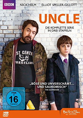 Uncle Die komplette Serie (3 DVDs)
