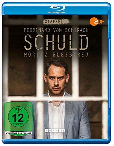 Schuld nach Ferdinand von Schirach Staffel 2 [Blu-ray]