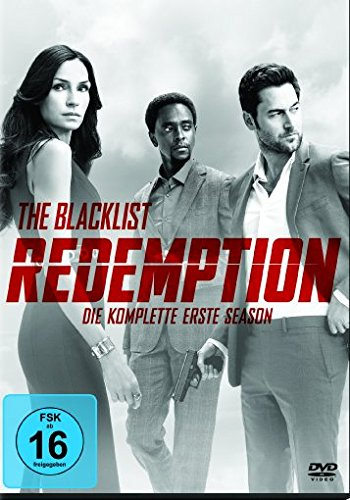 The Blacklist: Redemption Staffel 1 (2 DVDs)