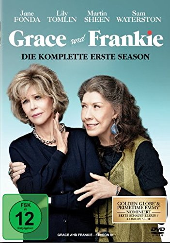 Grace and Frankie Series 1