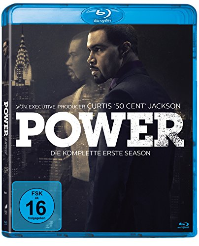 Power Staffel 1 [Blu-ray]