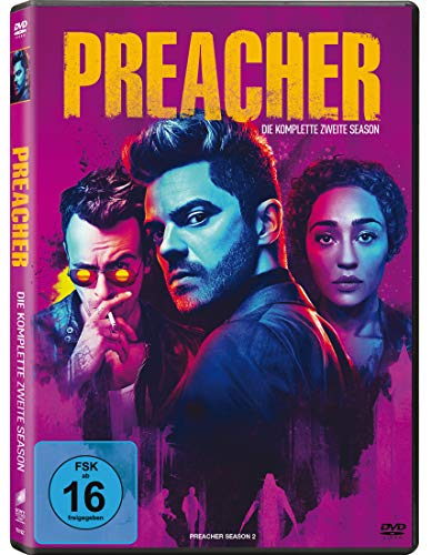 Preacher Staffel 2 (4 DVDs)
