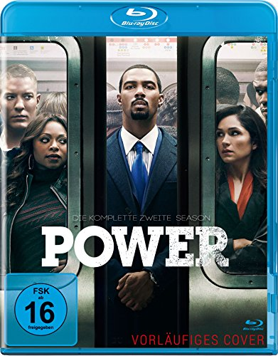 Power Staffel 2 [Blu-ray]