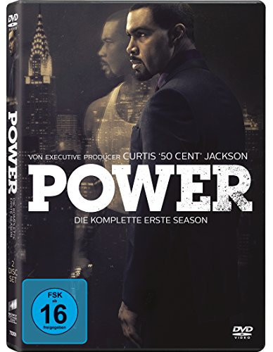 Power Staffel 1 (3 DVDs)