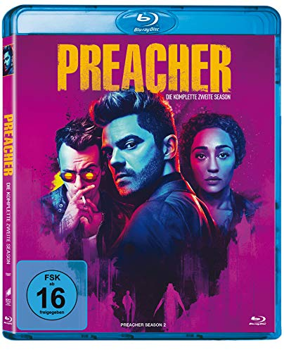 Preacher Staffel 2 [Blu-ray]