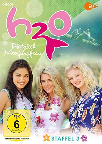 H2O - Plötzlich Meerjungfrau Staffel 3 (4 DVDs)