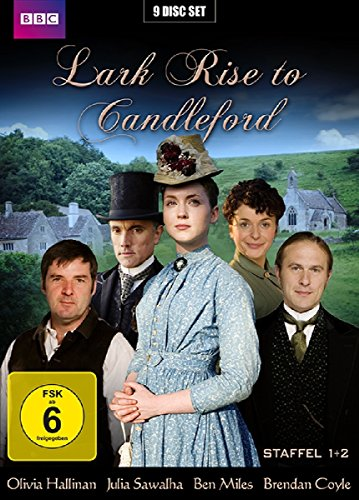 Lark Rise to Candleford Staffel 1+2 (9 DVDs)