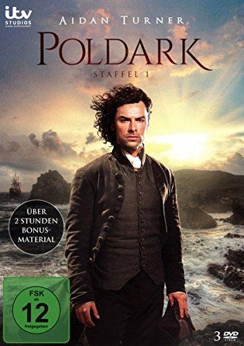 Poldark Staffel 1 (3 DVDs)