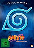Naruto Shippuden - The Movie 1-3 (3 DVDs)
