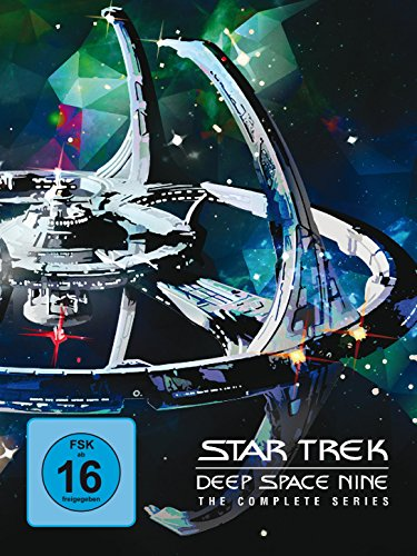 Star Trek - Deep Space Nine: Die komplette Serie (48 DVDs)