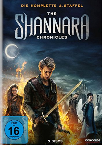 The Shannara Chronicles Staffel 2 (3 DVDs)
