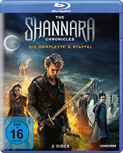 The Shannara Chronicles Staffel 2 [Blu-ray]