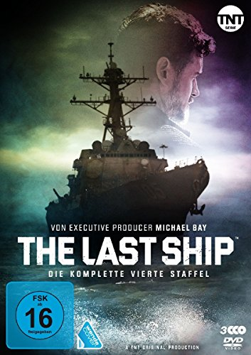 The Last Ship Staffel 4 (Uncut) (3 DVDs)