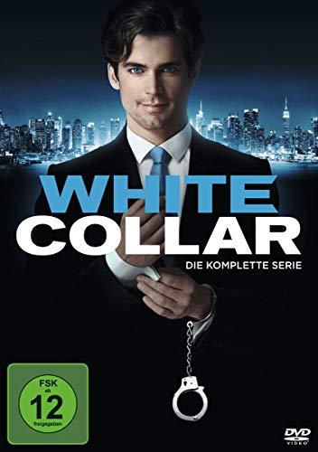 White Collar Die komplette Serie (22 Discs)
