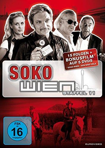 SOKO Wien Staffel 11 (4 DVDs)