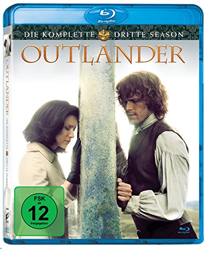 Outlander Staffel 3 [Blu-ray]