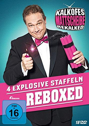 Kalkofes Mattscheibe: Rekalked! Reboxed! (Staffel 1-4) (18 DVDs)