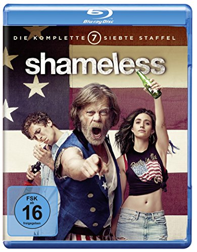 Shameless Staffel 7 [Blu-ray]