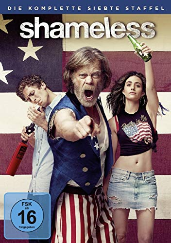 Shameless Staffel 7 (3 DVDs)