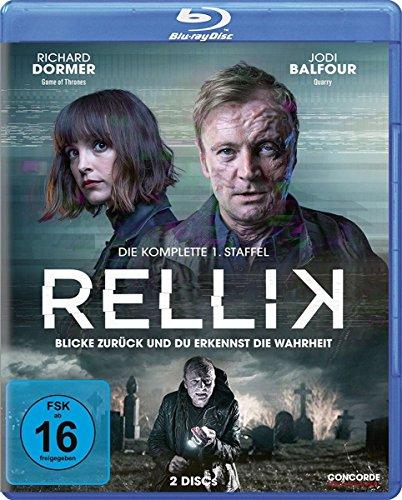 Rellik Staffel 1 [Blu-ray]