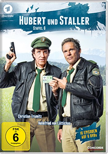 Hubert & Staller Staffel 6 (6 DVDs)