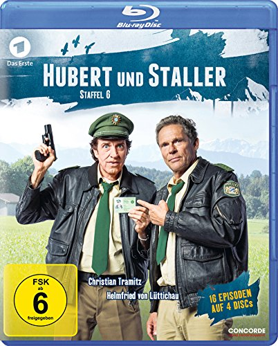 Hubert & Staller Staffel 6 [Blu-ray]