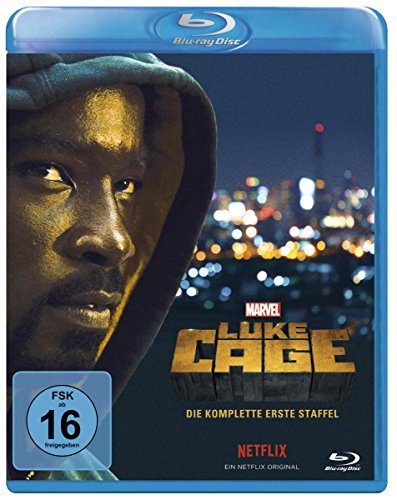 Marvel's Luke Cage Staffel 1 [Blu-ray]