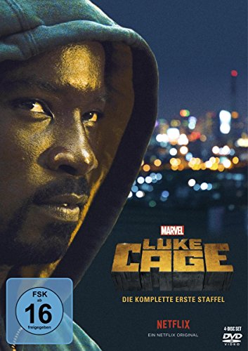 Marvel's Luke Cage Staffel 1 (4 DVDs)