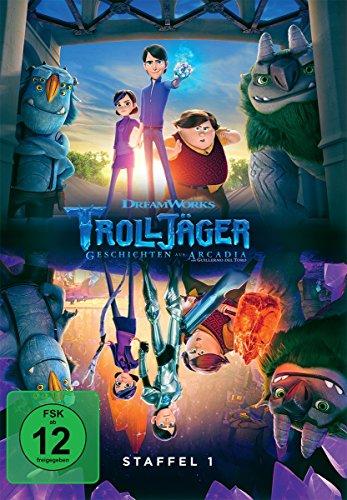 Trolljäger Staffel 1 (4 DVDs)