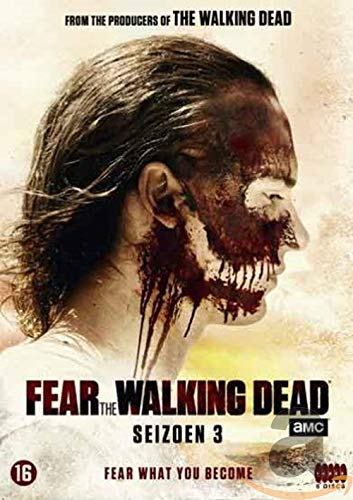 Fear the Walking Dead Staffel 3 (4 DVDs)