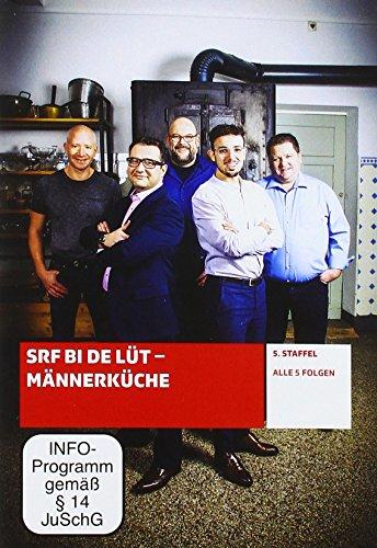 SRF bi de Lüt - Männerküche: Staffel 5