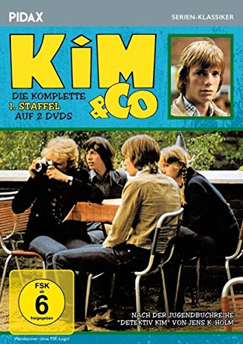Kim & Co. Vol. 1 (2 DVDs)