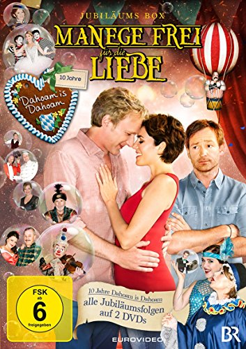 Dahoam is Dahoam Jubiläumsbox (2 DVDs)