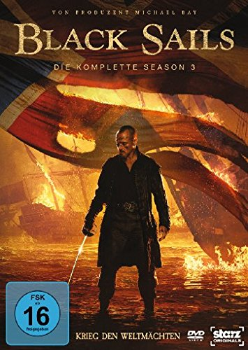 Black Sails Staffel 3 (4 DVDs)
