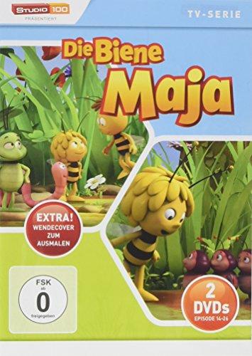 Die Biene Maja Episoden 14-26 (2 DVDs)